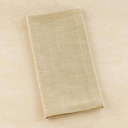 Natural Khadi Napkin, Set of 4
