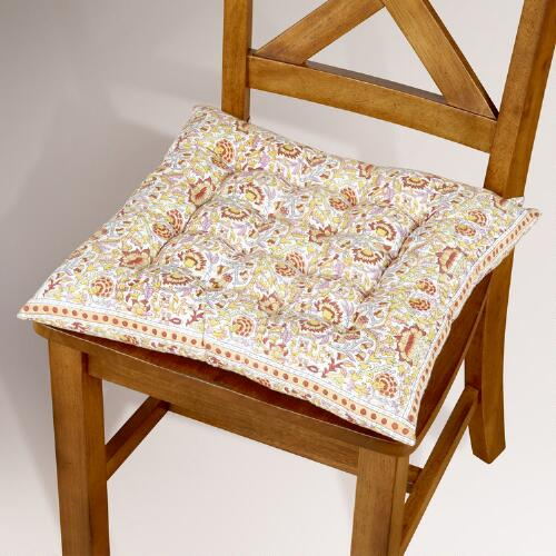 Leela Indian Chair Pad