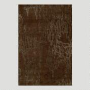Brown Clouds Rug