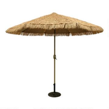 9-ft. Thatched Market Umbrella