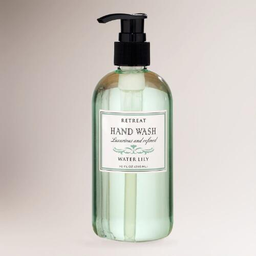 Water Lily Retreat Liquid Soap Refill