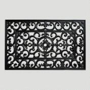 French Grill Rubber Doormat