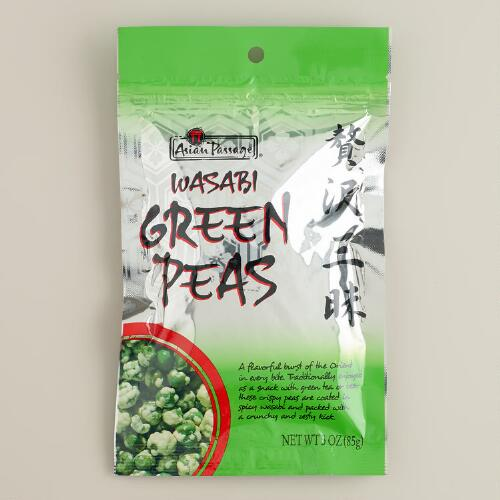 Asian Passage Wasabi Peas