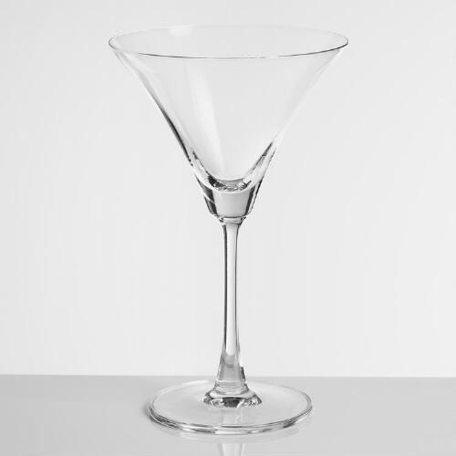 Event Martini Glasses, Set of 4