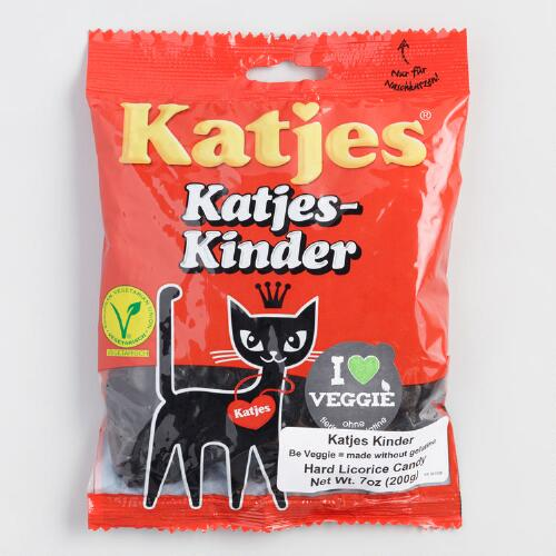 Katjes Licorice Cats