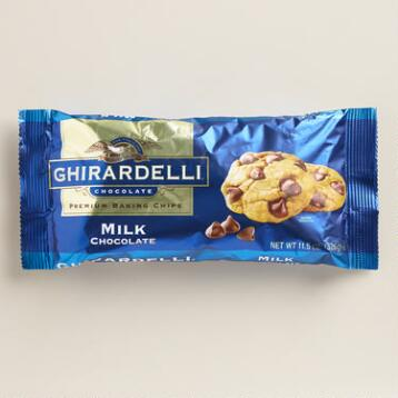 Ghirardelli Milk Chocolate Baking Chips