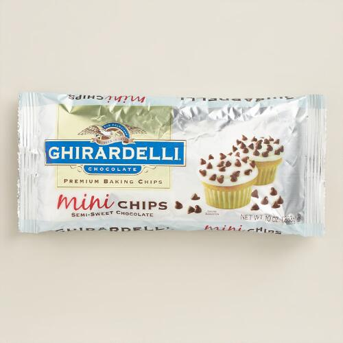 Ghirardelli Semi-Sweet Chocolate Baking Chips