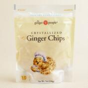 Ginger People Baker's Cut Crystallized Ginger Chips