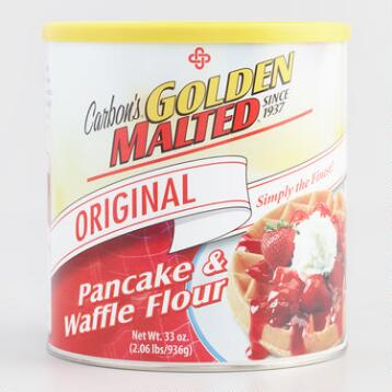 Carbon's Golden Malted Pancake & Waffle Flour