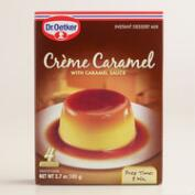 Dr. Oetker Creme Caramel, Set of 4