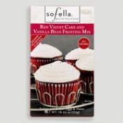 Sof'ella Red Velvet Cake Mix, Set of 2