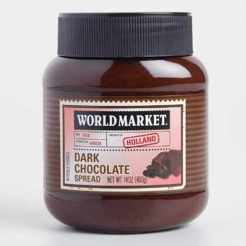 World Market® Dark Chocolate Spread
