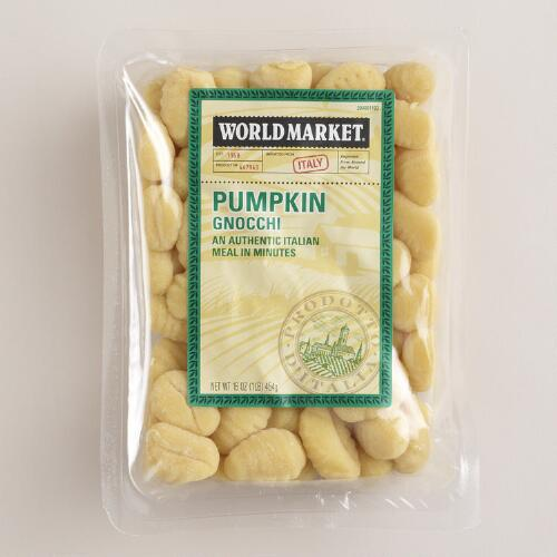 World Market® Pumpkin Potato Gnocchi