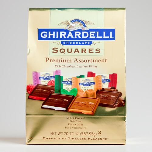 Ghirardelli Chocolate Value Bag