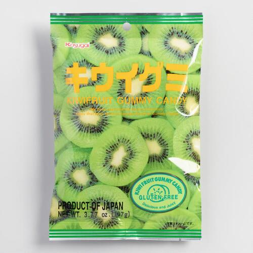 Kasugai Gummy Kiwis, Set of 12