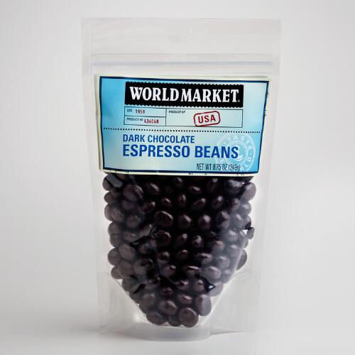 World Market® Dark Chocolate Espresso Beans