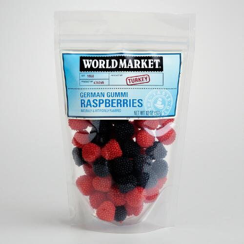 World Market® German Gummi Raspberries