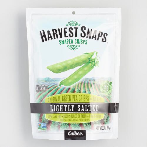 Calbee Original Snapea Crisps, Set of 12