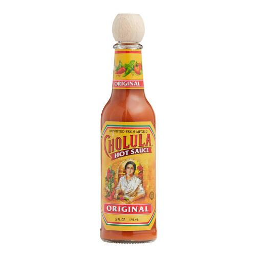 Mini Jose Cuervo Cholula Hot Sauce