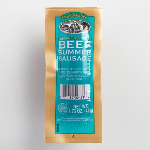 Smoky Valley Original Summer Sausage