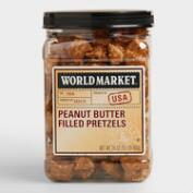 World Market® Peanut Butter Pretzel Tub