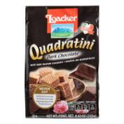 Loacker Quadratini Dark Chocolate Wafers