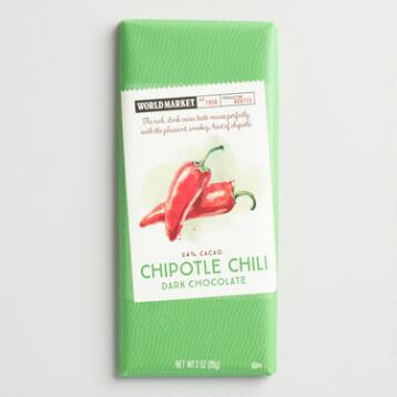 World Market® Chipotle Pepper Chocolate Bar, Set of 2