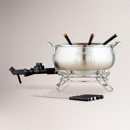 Cuisinart 3-Quart Electric Fondue Set