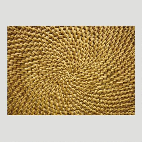 Spiral Basket Cushioned Floor Mat