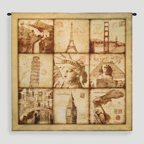 Travel Tapestry