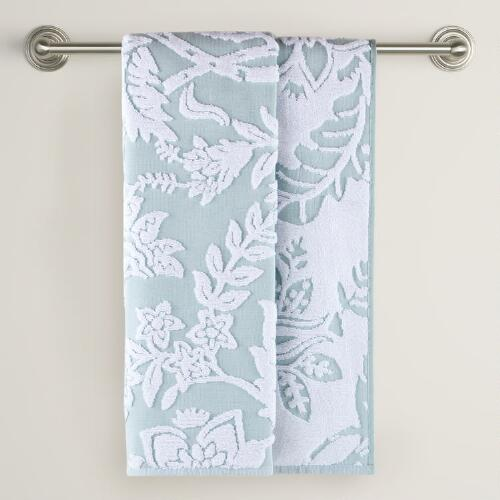 Surf Tamara Sculpted Bath Towel