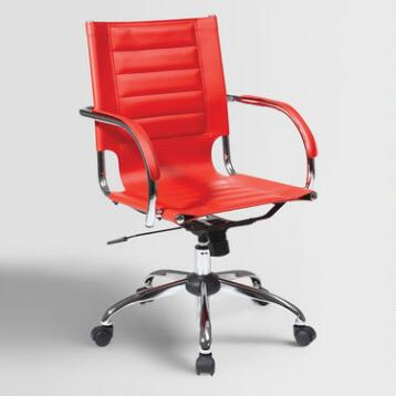Red Grant Office Chair
