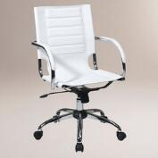White Grant Office Chair