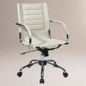 Cream Grant Office Chair