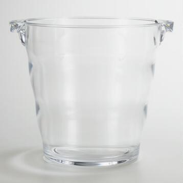 Clear Acrylic Ice Buckets