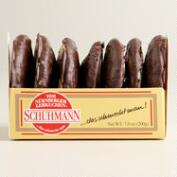 Schuhmann Dark Chocolate Lebkuchen, Set of 2