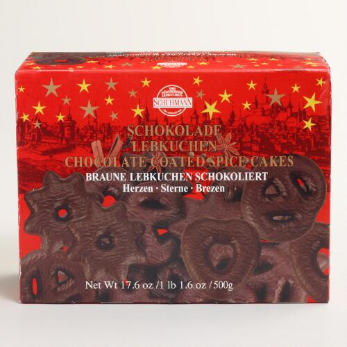 Schuhmann Lebkuchen Assortment Box
