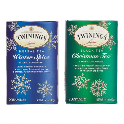 Twinings Holiday Tea, 20-Count