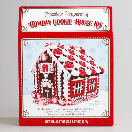 Peppermint Chocolate House Kit