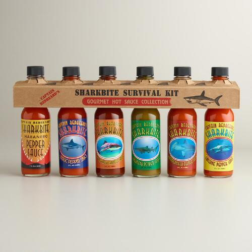 Sharkbite Hot Sauce 6-Pack