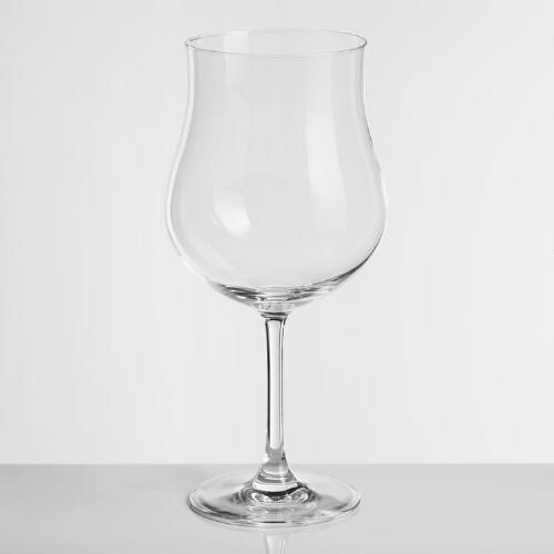 Connoisseur Crystal Pinot Noir Glasses Set of 4