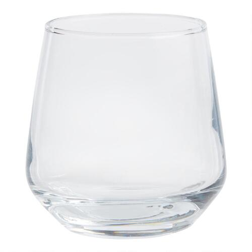 Teardrop Turkish Tasting Glasses, Set of 6