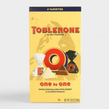 Toblerone One By One Holiday Box