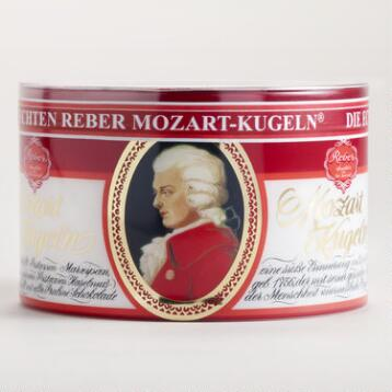 Reber Mozart Kugel in Drum