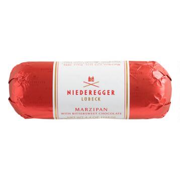 J.G. Niederegger Marzipan, Dark Loaf, Set of 3