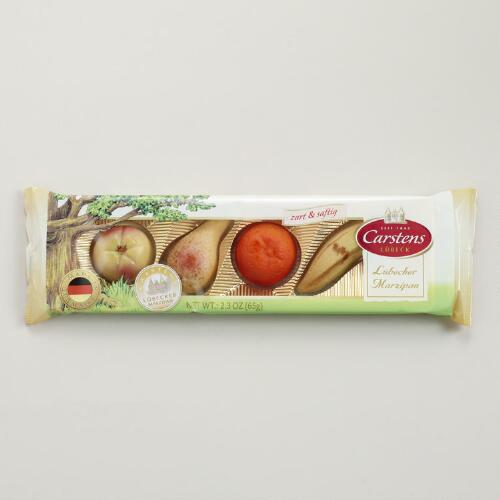 Schluckwerder Marzipan Fruit, Set of 3