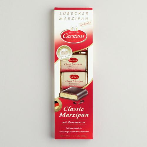 Schluckwerder Marzipan Classic Thins with Rosewater Set of 6