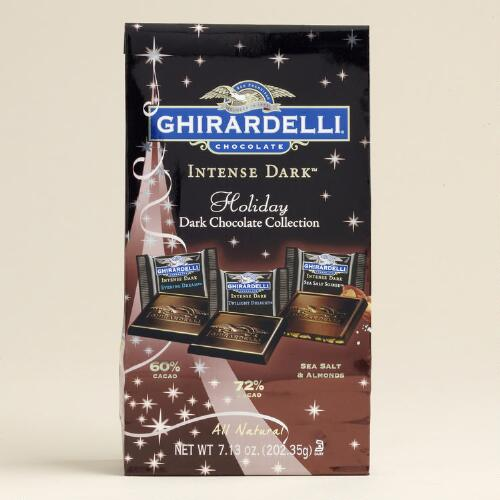 Ghirardelli Intense Dark Chocolate Squares Bag Assortment