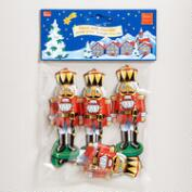 Storz Chocolate Nutcrackers, Set of 6