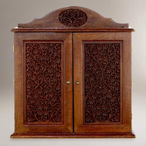 Savarna Jewelry Wall Armoire